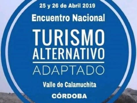POTRERO DE LOS FUNES ASISTIÓ  1º ENCUENTRO NACIONAL  TURISMO ALTERNATIVO ADAPTADO