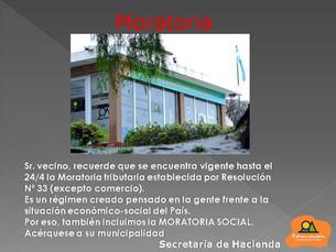 Moratoria