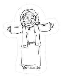 Flat Jesus corrected instructions copy.p