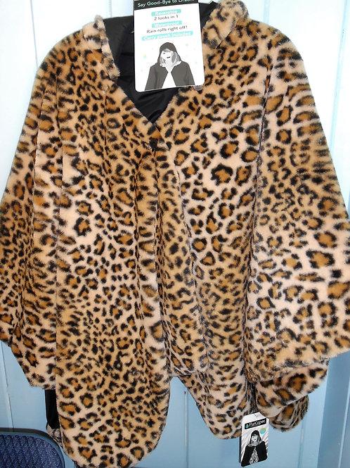 Rain Caper Leopard/Black