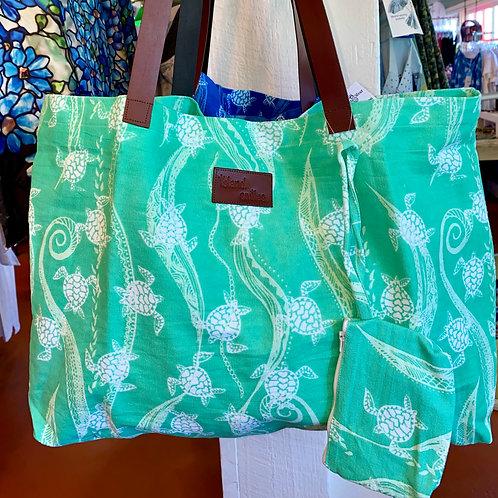 Turtle Tradewinds Bag in Splash