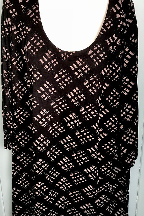 Vortex Blouse In Black