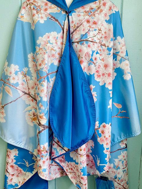 Rain Coat in Cherry Blossom
