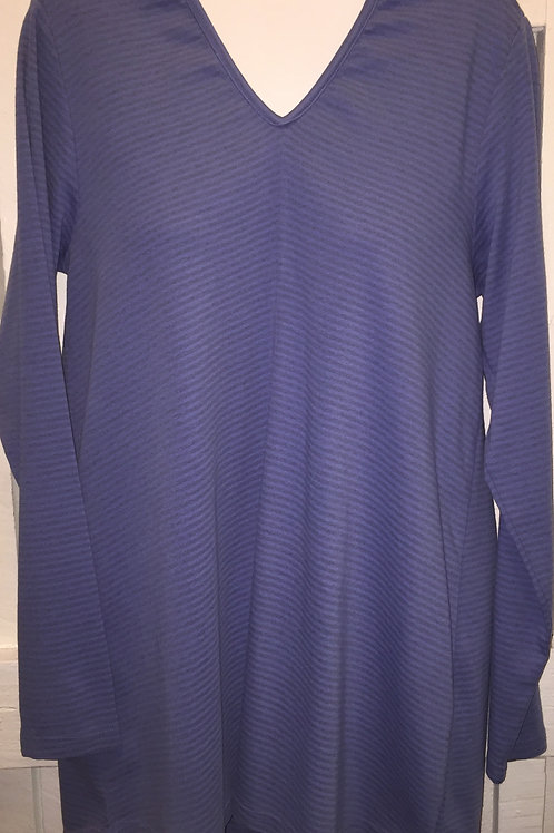 Subtle Stripes Shirt in Peri