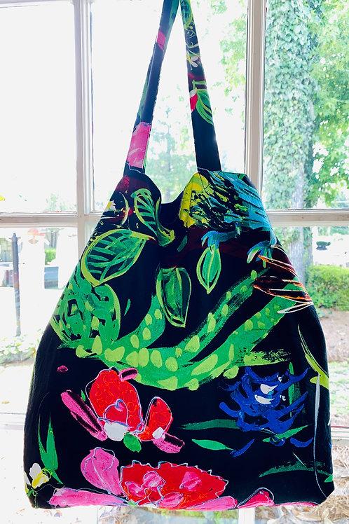 Coral Abyss Shoulder Bag