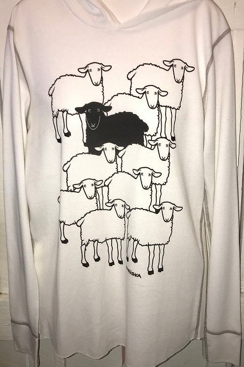 Black Sheep Thermal Hoodie