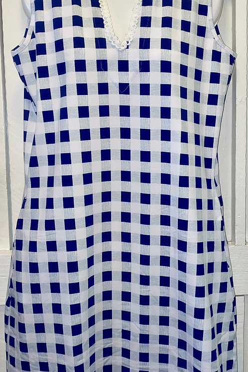 Layton Dress in Gingham