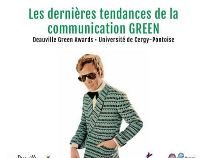 Les dernières tendances de la communication green