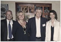 Rencontre avec Juliette Binoche, ambassadrice de la marque OMOYE, mécène du FDB