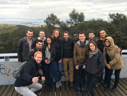 Les Master 2 RSE com à Barcelone, Smart City