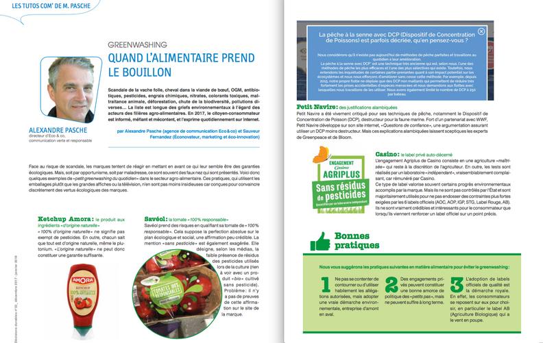 Comment éviter le greenwashing dans l'agro-alimentaire ?