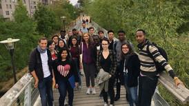 Bienvenue aux étudiants du Master Environnement… à Cergy-Pontoise