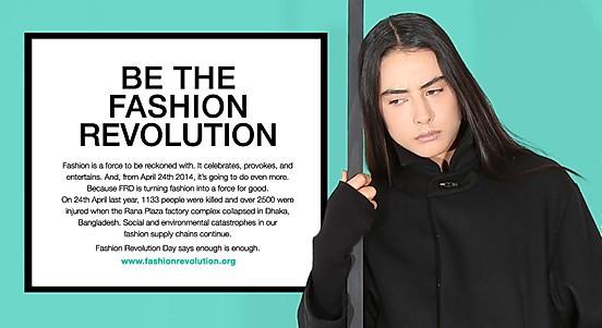Fashion Revolution Day (l'interview !)