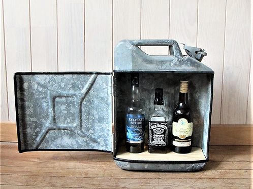 Le Jerrycan mini-bar