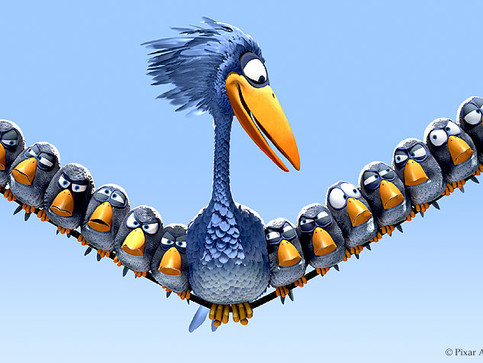 5 mých oblíbených rigů k animaci - ZDARMA