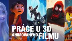 3D Animovaný film a jeho profese