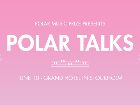 Polar Music Talks 10 June 2019