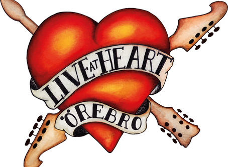 Live at Heart 5-8/9 2019