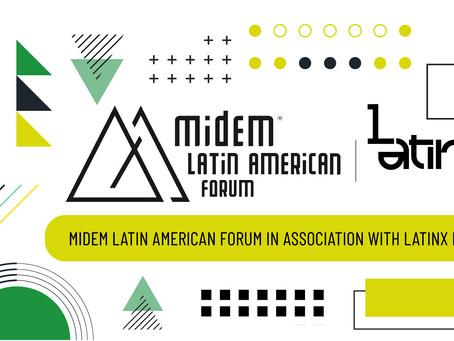 Midem Latin American Forum