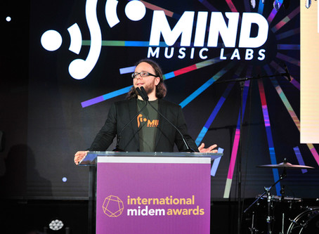MIND Music Labs 4 June 2019