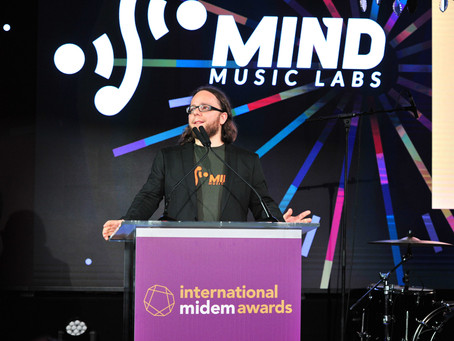 MIND Music Labs 4 June 2019