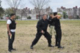 Instructor policial - Sipalki Dan Bong Kwan