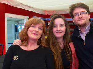 JELLYFISH event at the Edinburgh International Book Festival