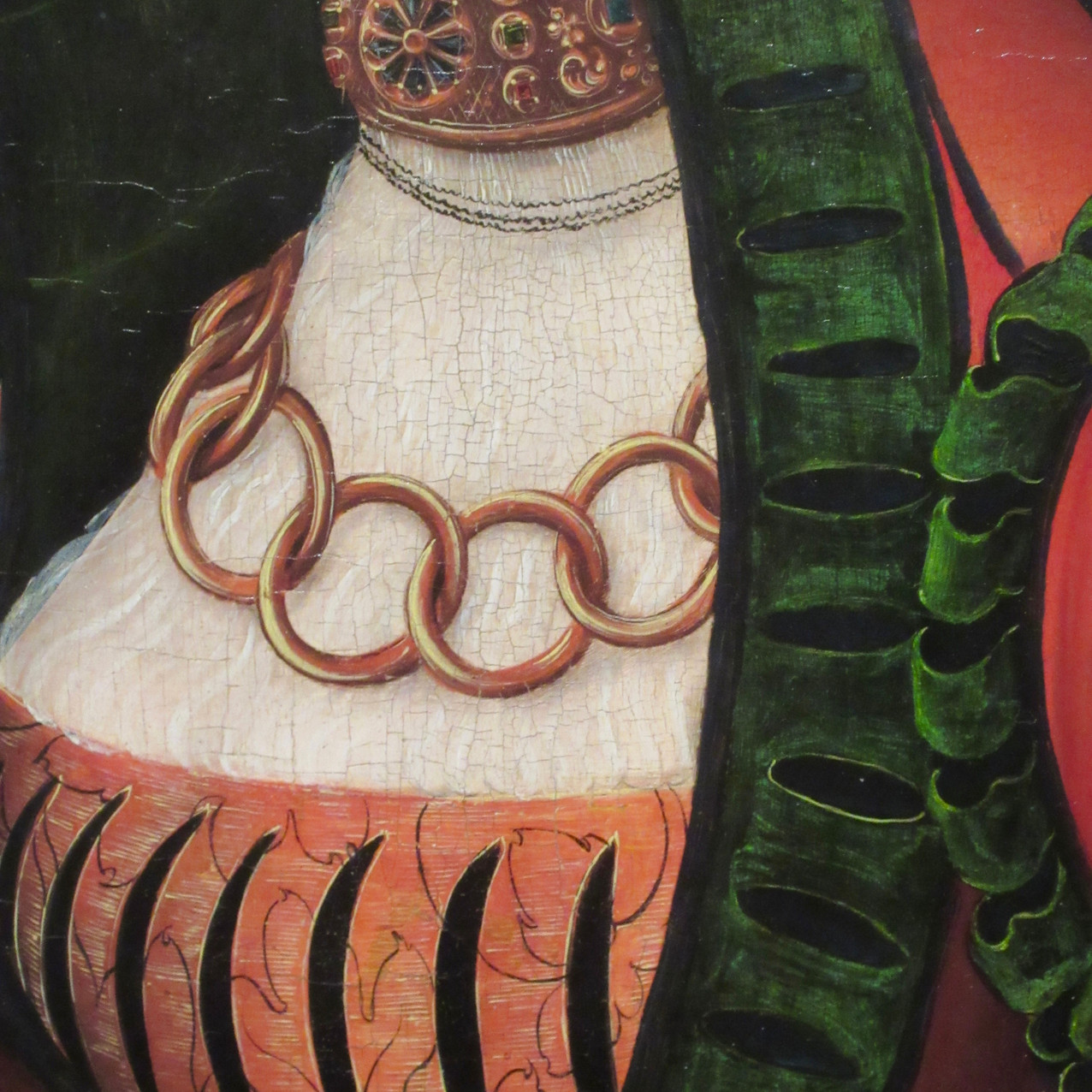 Judith's necklace (detail)