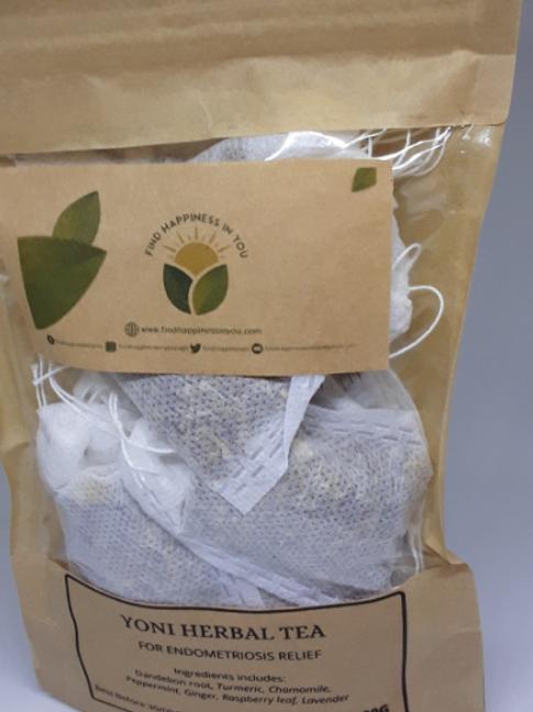 Endometriosis Relief Herbal tea