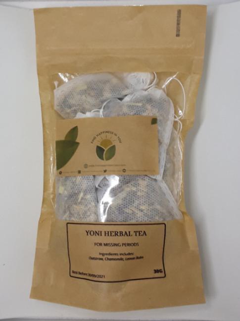 Irregular/Missing period tea