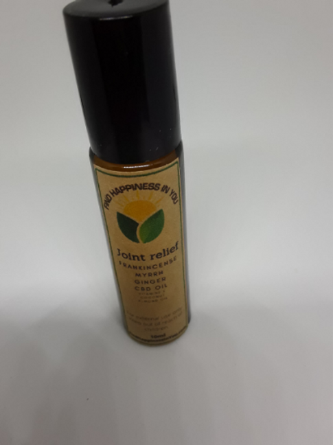 Joint Relief roller bottle| Aromatheraphy