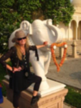 Carolyn Costin elephant