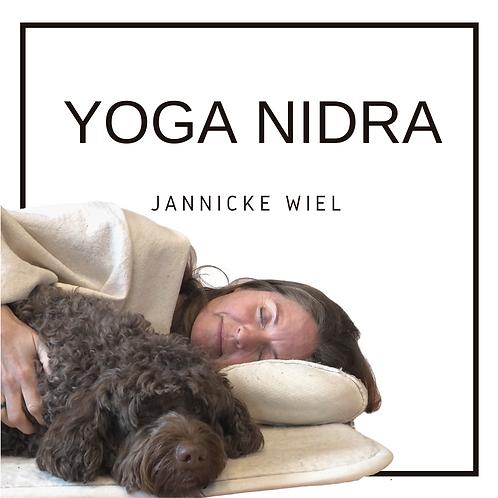 Yoga nidra-serien med Jannicke Wiel
