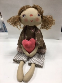 Valentina doll kit