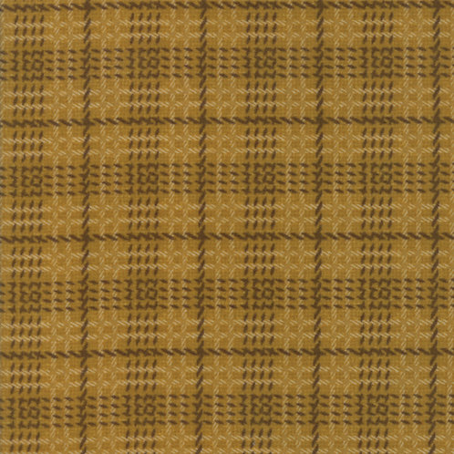 Primitive gatherings, wool and needled flannels V1  1257-16F