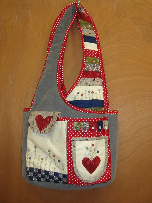 Pocket garden bag