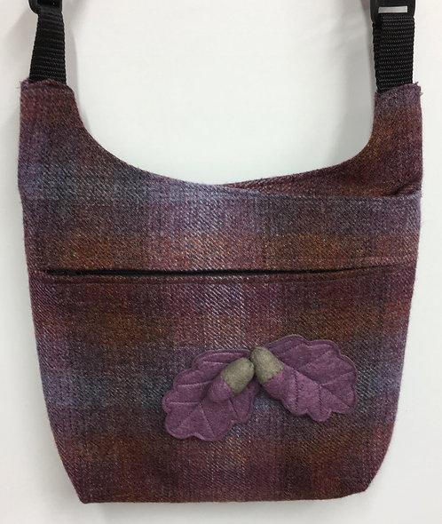Tweedy bag