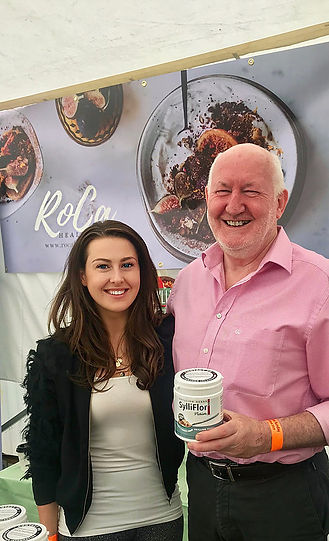 Roisin Cahill and Pat Cahill of RoCa Healthcare