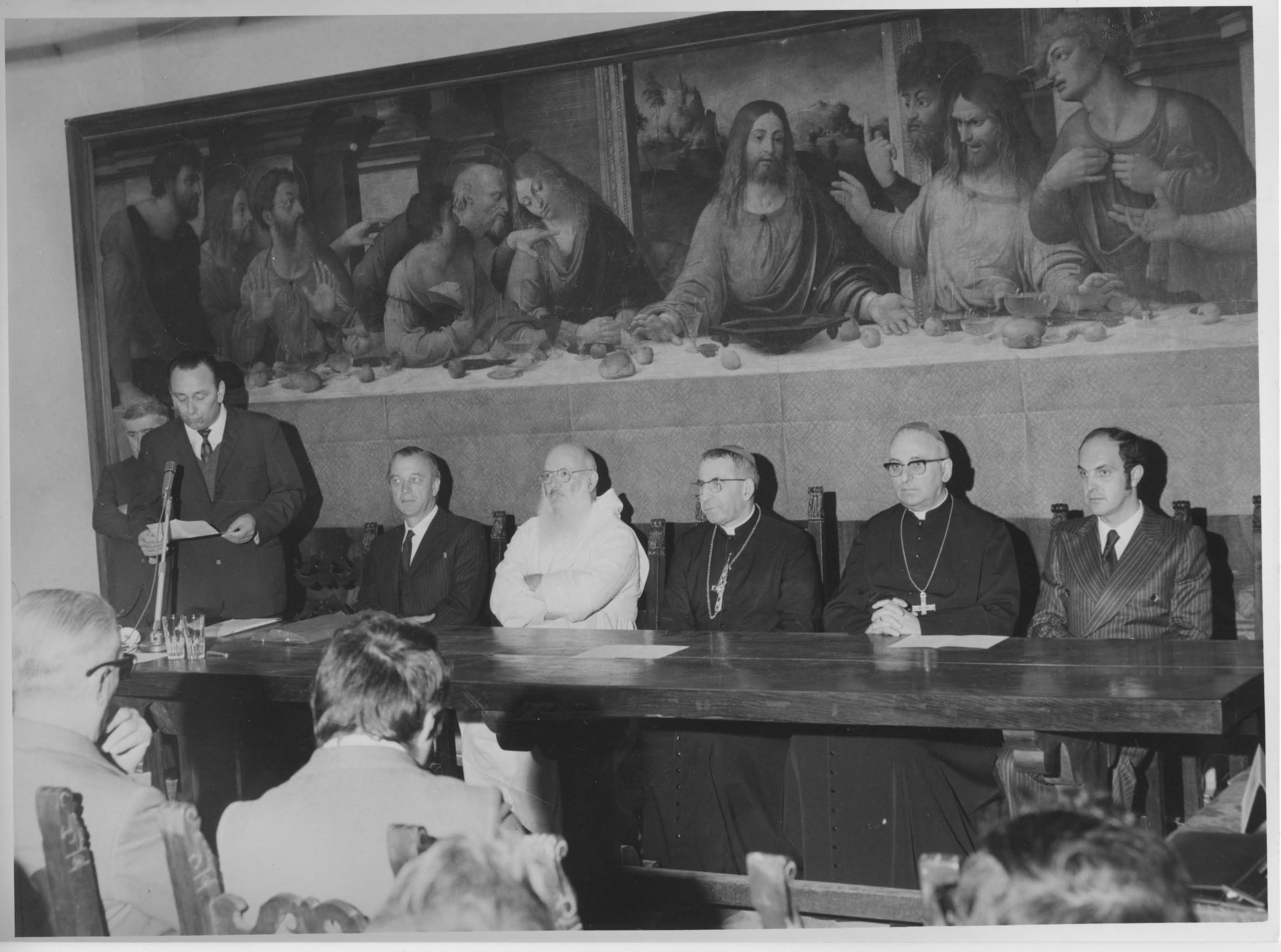Primo convegno 1972