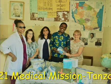 Watch This Video & Join Team QHSC's Life Changing 2021 Medical Mission To Tanzania.