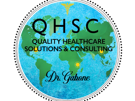 2021: Joining WhatsApp group to receive updates for the ongoing activities of the Dr. Gabone QHSC.