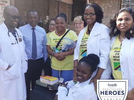 Global Nursing Perspective: International Nursing Volunteer