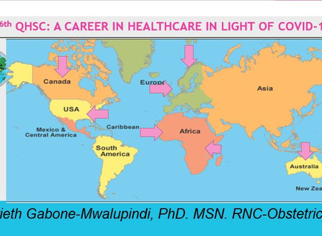 6th QHSC: A Career in Healthcare In Light of COVID-19 6.20.2020