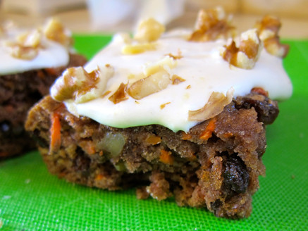 Delicious Grain-Free Carrot Cake