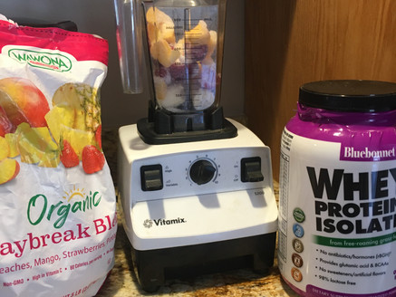 Fast Healthy Protein Shake