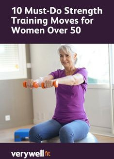 Strength Training (especially) After 50.