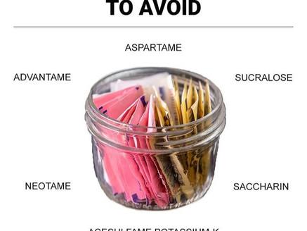 Artificial Sweeteners:  Healthier Option?