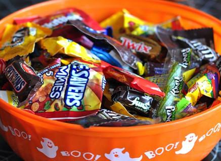 Healthier Halloween