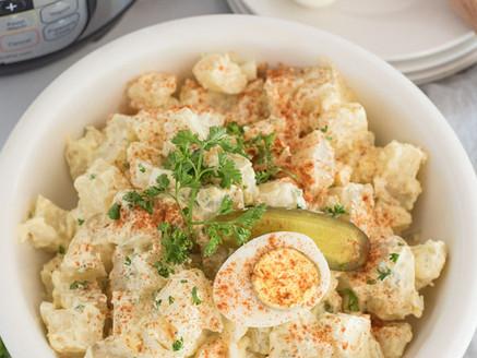Instant Pot Quick Potato Salad