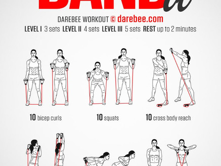 Band it Workout